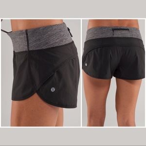 Lululemon Speed Shorts, 4